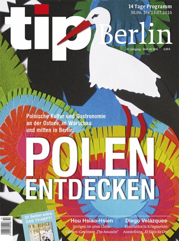 Okładka TIP-Berlin